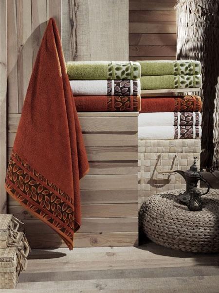 Turkishtowels LAMINA Bamboo-Cotton Towels