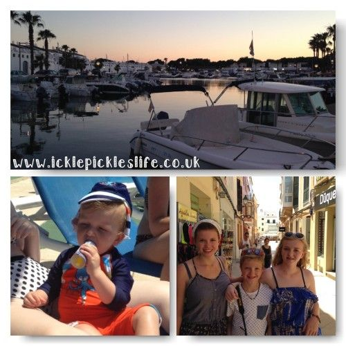 Project 365 Week 26 -27 28 June - 12 July 2014 | The Little Life of Ickle Pickle #project365 #Menorca #holiday