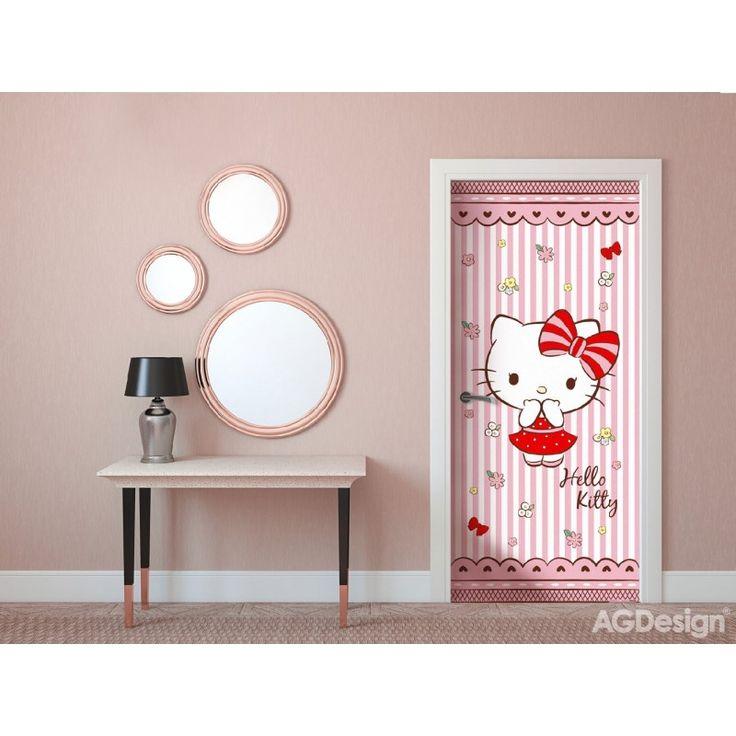 Hello Kitty álló poszter (90 x 202 cm)