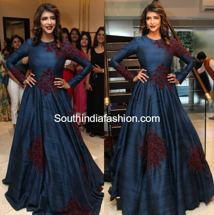 Lakshmi Manchu in SVA Couture photo