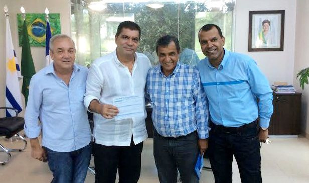 Com o apoio do vereador Hiram Gomes, Palmas entra para Circuito Barretos de Rodeio