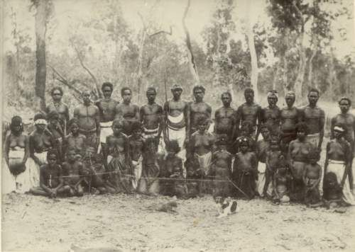 A Short History of Mackay and District - The First Residents
