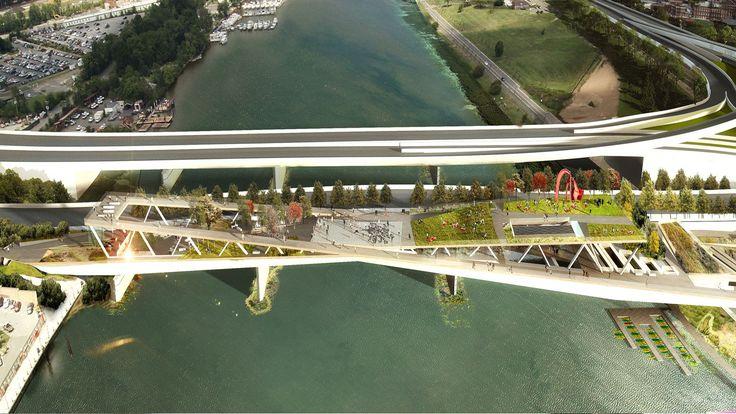 The Design   11th Street Bridge Park