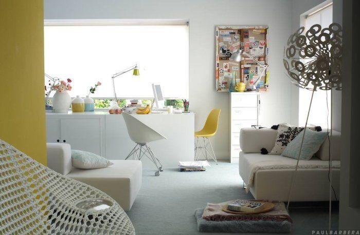 Yellow Interiors | conundrum