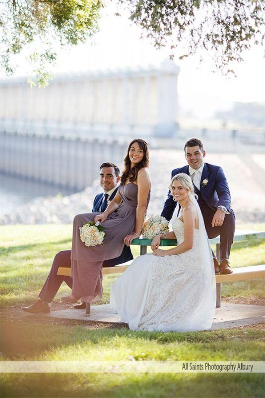 Weddings at the Ibis Styles Lake Hume Resort Albury  - Courtney and Josh - All Saints Photography Albury Weddings & Portraiture