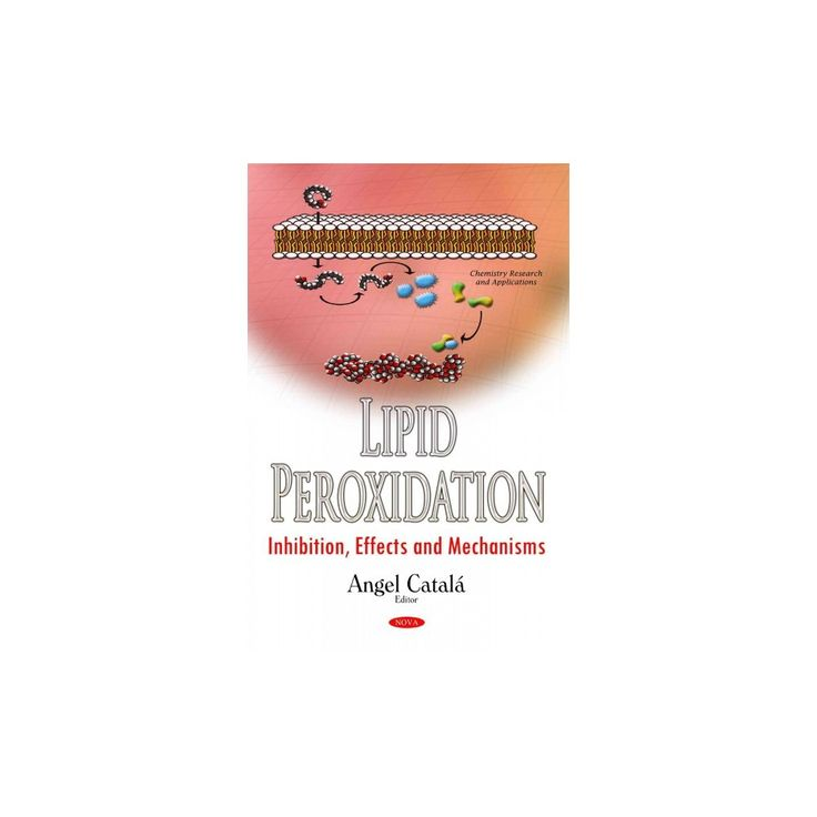 Lipid Peroxidation : Inhibition, Effects and Mechanisms (Hardcover)