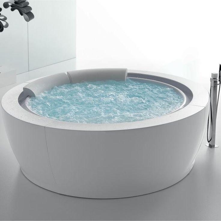 Vasca Idromassaggio Hafro Bolla Sfioro 190, Vasche da bagno online | GAIA INTERNI | GAIA INTERNI - Made in Italy Design Online