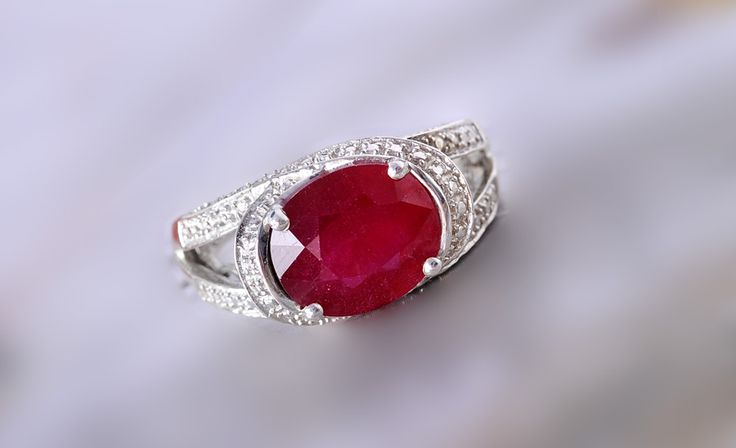 Ruby jewelry from liquidation channel birthstones for Liquidation tv