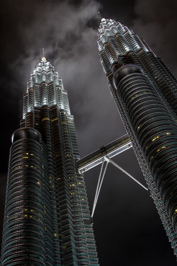 Petronas Towers by Dallas Baird, via 500px