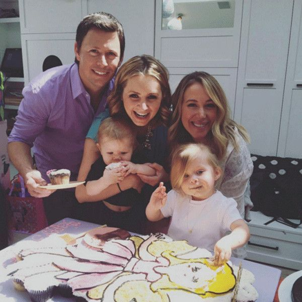 Beverley Mitchell Throws Kids B-Day Party With Guest Jessica Biel