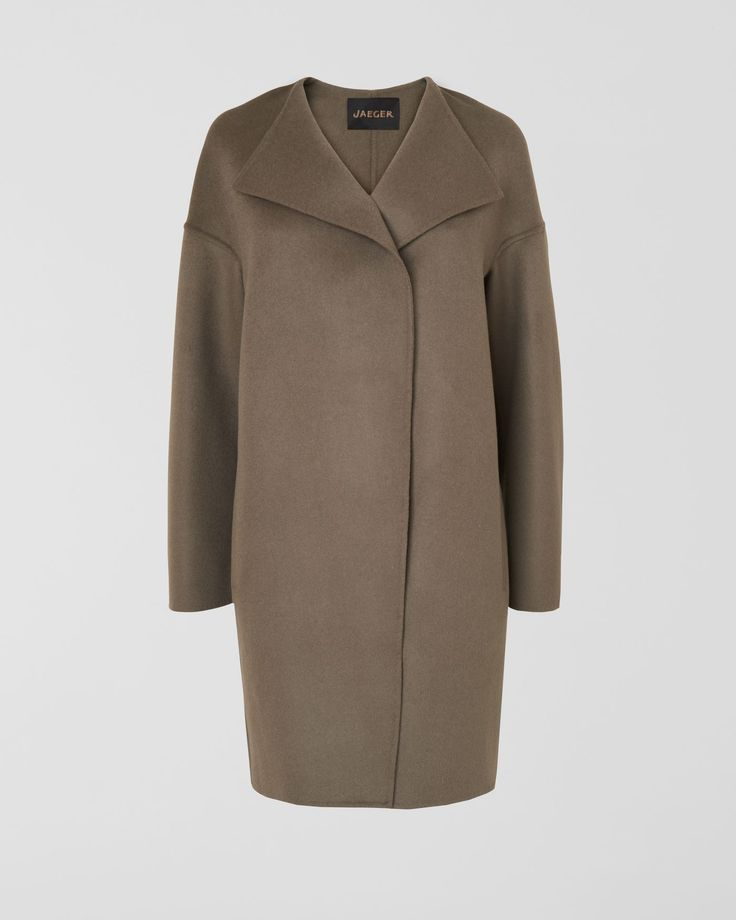 JAEGER COAT ,Mid Grey,original