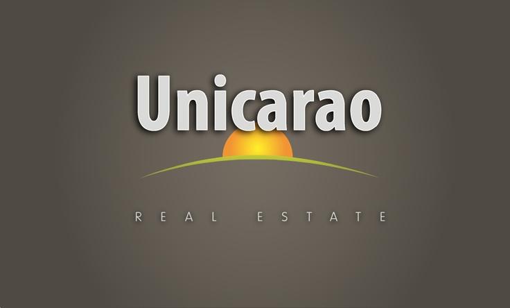 Logo voor real estate website Nicaragua
