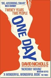 One Day af David Nicholls, ISBN 9780340896983