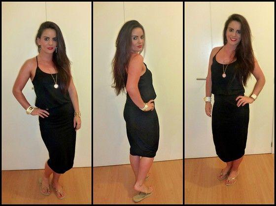 Get this look: http://lb.nu/look/6189879  More looks by Nicola McLaughlin: http://lb.nu/thesequincinderella  Items in this look:  H&M Vest Top, Primark Skirt, Havianas Flip Flops, Guess? Watch, Mi Moneda Necklace, Juicy Couture Bracelet