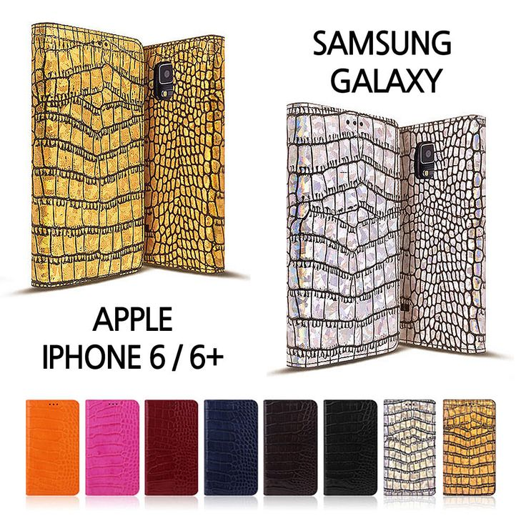 Genuine Leather Wallet Card Holder Flip Case Cover for Samsung Galaxy iPhone   eBay