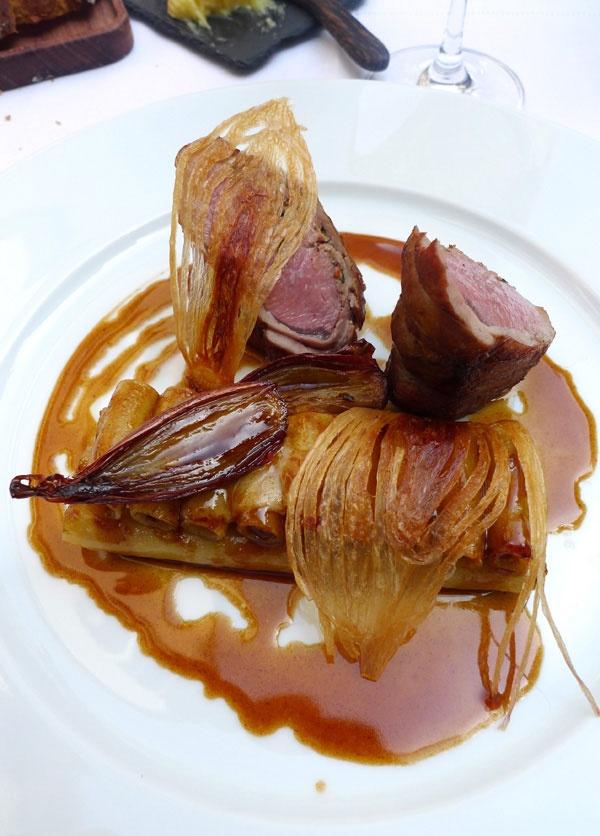 Les 114 meilleures images propos de haute cuisine for Jardin restaurant madison