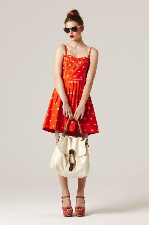Orla Kiely Spring Summer 2011 Lookbook