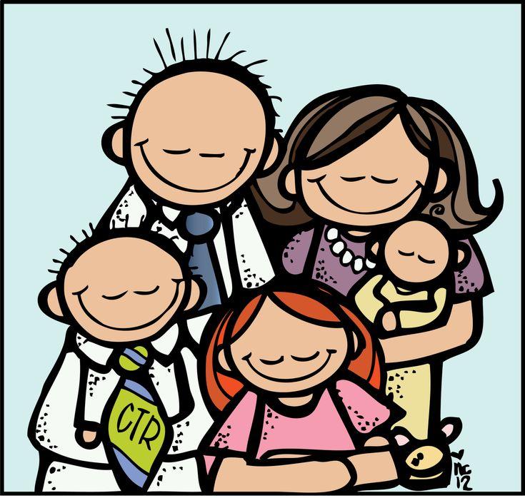 74 best dibuixos fam lia images on pinterest family clipart rh pinterest com lds family praying clipart lds family clipart black and white