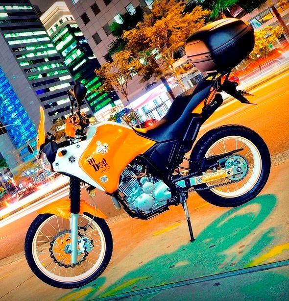 Yamaha Xtz 250 Tenere Personalizada. Vendo Moto Usada 2012 - Ano 2012 - 27000 km…