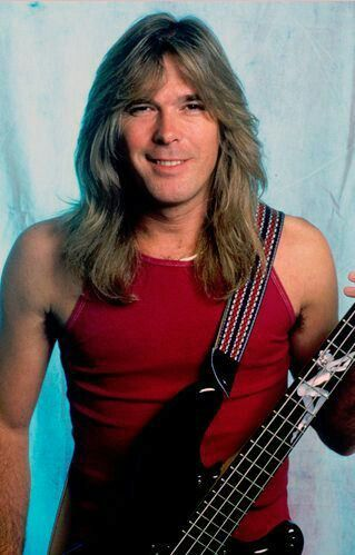 Cliff Williams--Bassist--AC/DC