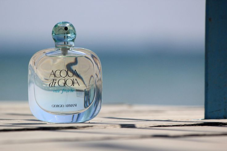 Perfumy Giorgio Armani Acqua di Gioia Eau Fraîche