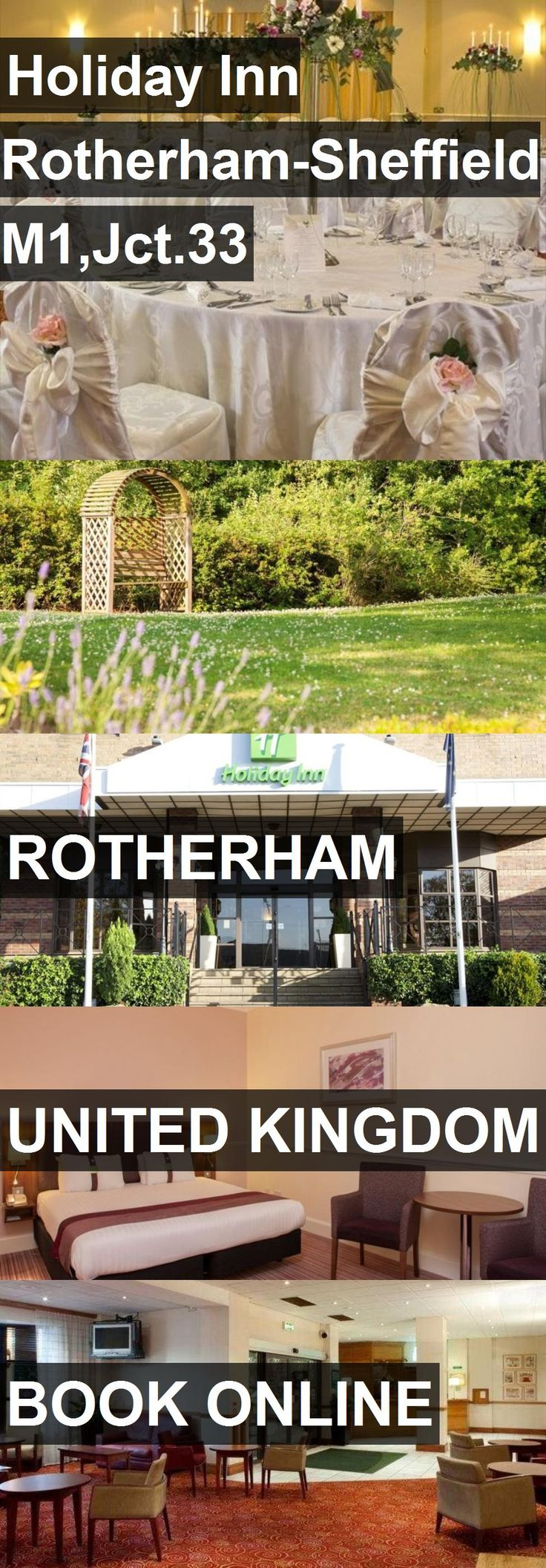 Hotel Holiday Inn Rotherham-Sheffield M1,Jct.33 in Rotherham, United Kingdom. For more information, photos, reviews and best prices please follow the link. #UnitedKingdom #Rotherham #travel #vacation #hotel