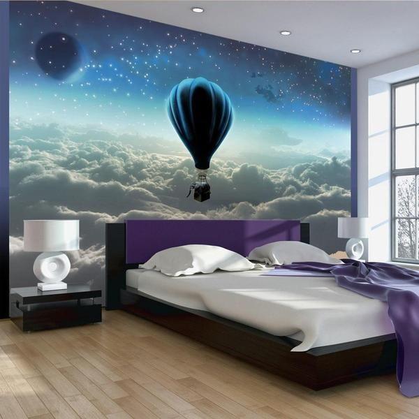 Carta da parati 3D - Viaggio di notte nel 2019 | Design ...