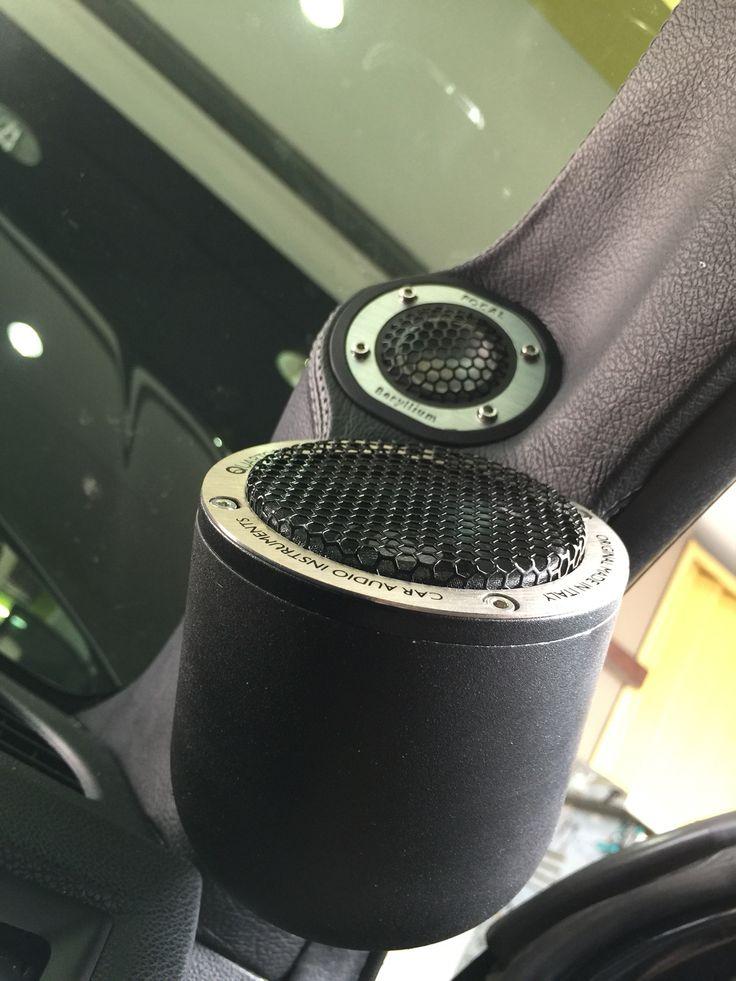 #AudioMobil FOCAL BE + SINFONI CAPRICCIO WWW.CARTENS-AUDIO.COM