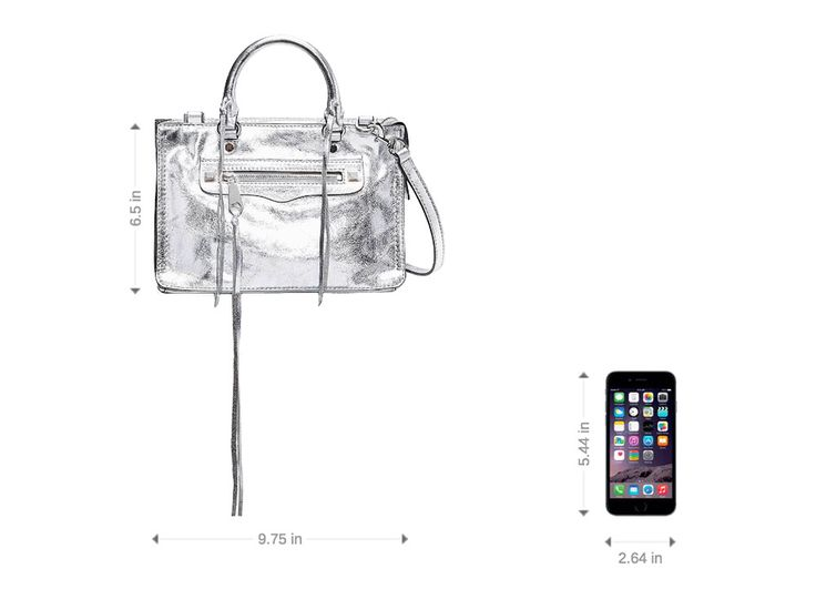 Why Don't More Shopping Sites Give Us Handbag Size Comparisons?