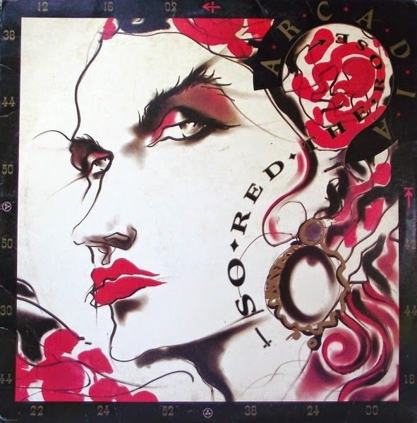 Vinyl Forever: Arcadia  ‎– So Red The Rose Lp 33 giri 1985