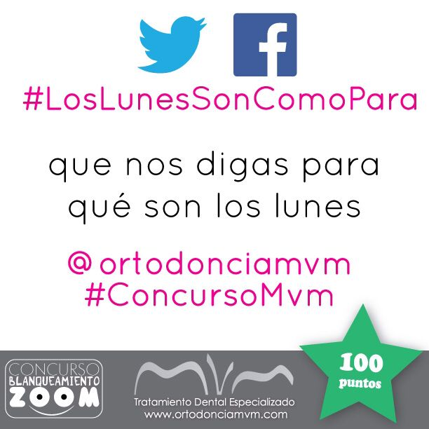#ConcursoMvm