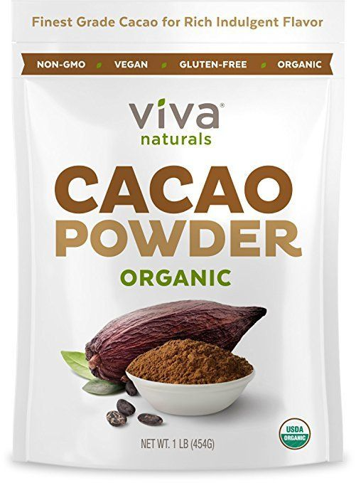 Certified Organic Cacao Powder