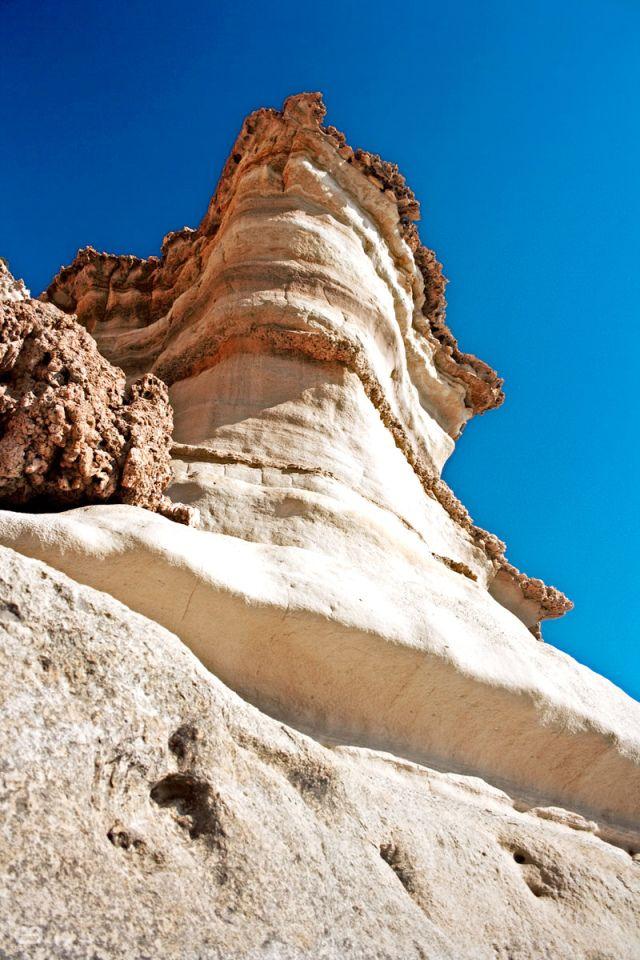 Acantilado Fosil in Playazo de Rodalquilar - Cabo de Gata Natural Reserve - Prov. Almería - Andalucía, Spain.