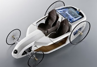 Steam punk Benz.Traditional Design, Technology, Roadster Concept, Mercedes Benz F Cell, Concept Cars, F Cell Roadster, Merc Benz, Mercedesbenz Fcell, Fcell Roadster