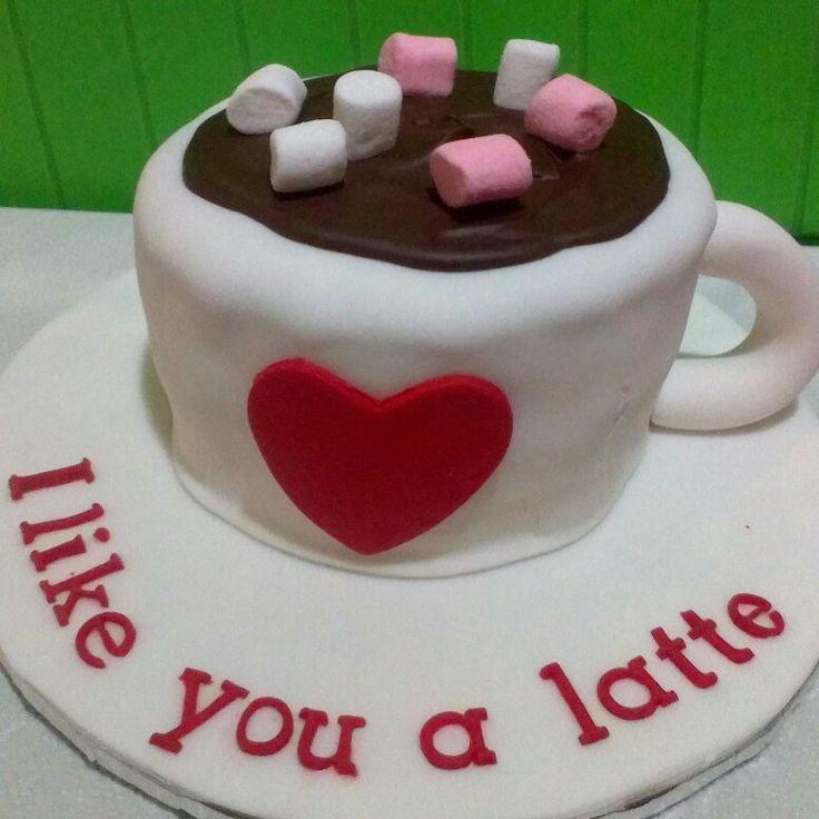 I like you a latte xoxo