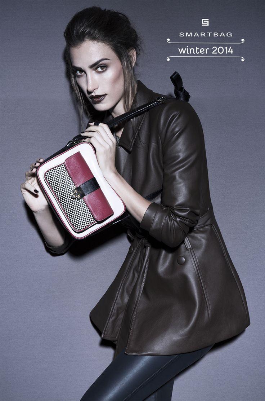 Bolsas Smartbag - Coleção Inverno 2014 #smartbag #fashionbag #bolsa #piedpoule