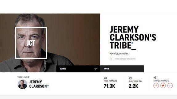Jeremy Clarkson launches social media platform for car addicts Read more Technology News Here --> http://digitaltechnologynews.com  LONDON  Remember hearing about the online motoring community that The Grand Tour and Top Gear's Jeremy Clarkson Richard Hammond and James May were planning earlier this year?  Well it's finally here.  SEE ALSO: Twitter has spoken and it gives 'The Grand Tour' a glowing review  DRIVETRIBE a sort of website/app/social media platform hybrid went live on Monday…