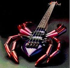 uma bela guitarra aranha !!!