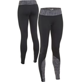 Under Armour Women's Cozy Printed Tights - Dick's Sporting Goods