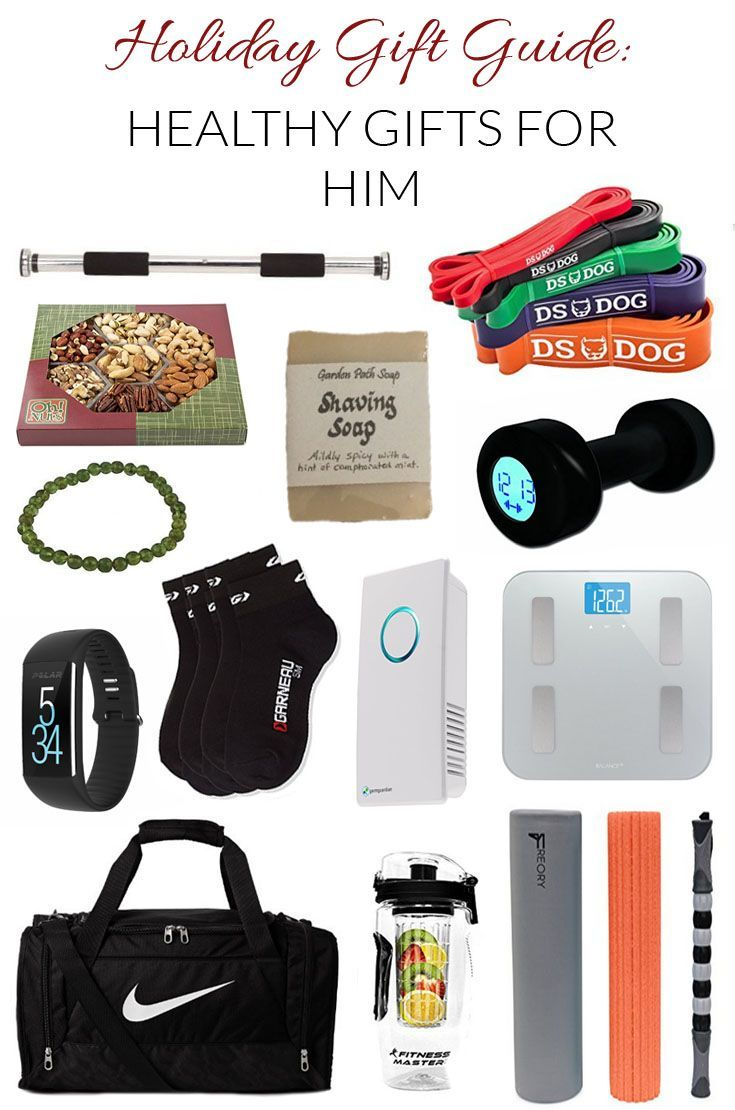 Healthy Gift Ideas For Men Fitness Gifts For Men Healthy Gift