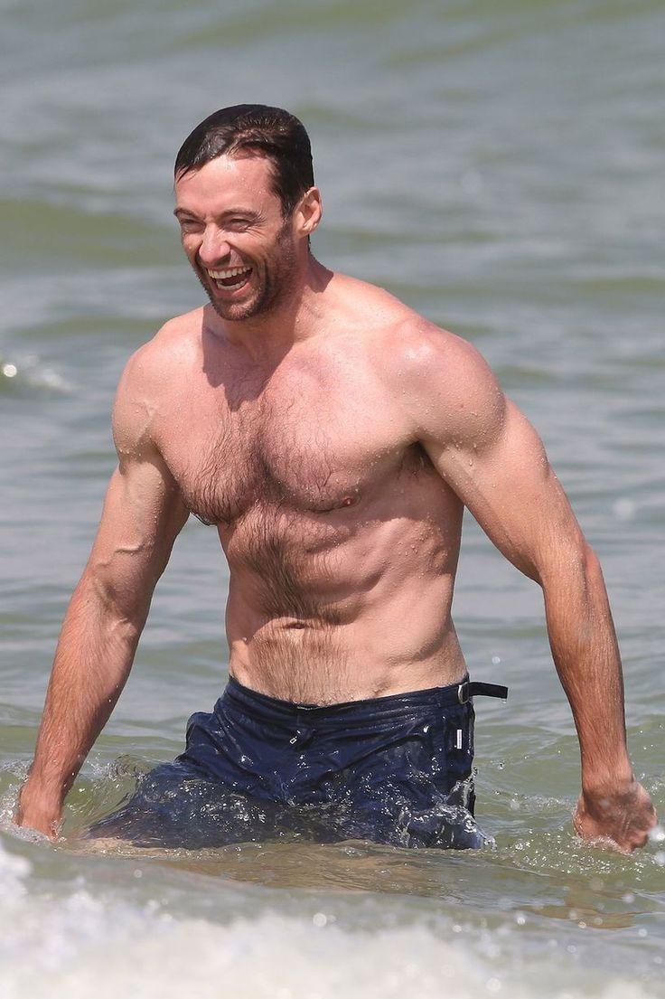 Hugh Jackman Shirtless 2
