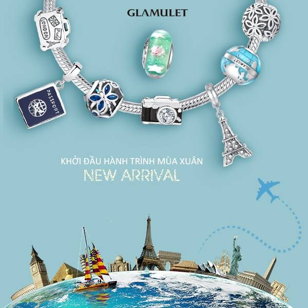 glamulet jewelryfits all brands bracelet wonderful gifts for family lover