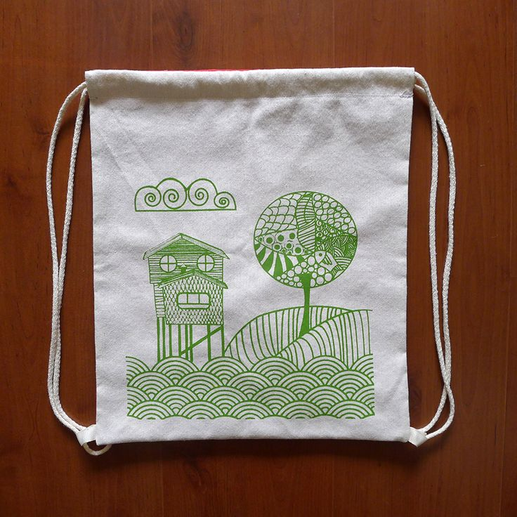 House Backpack www.cocoroco.cl