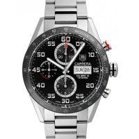 TAG Heuer Carrera Calibre 16 Day Date Automatic Chronograph 43mm Mens Replica Watch CV2A1R.BA0799