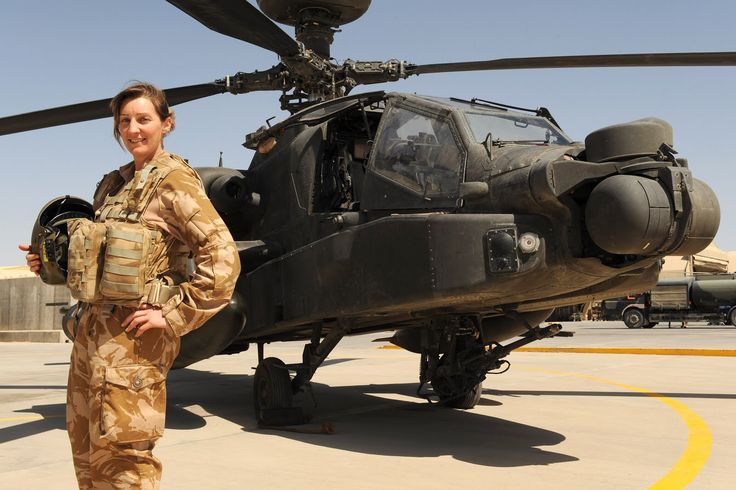 CAPTAIN JO GORDON – APACHE ATTACK HELICOPTER PILOT IN AFGHANISTAN Jo sometimes misses the lack of many other female pilots and highlights that it is important to get more women to consider the Army Air Corps.