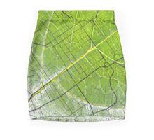 Green Turku Pencil Skirt