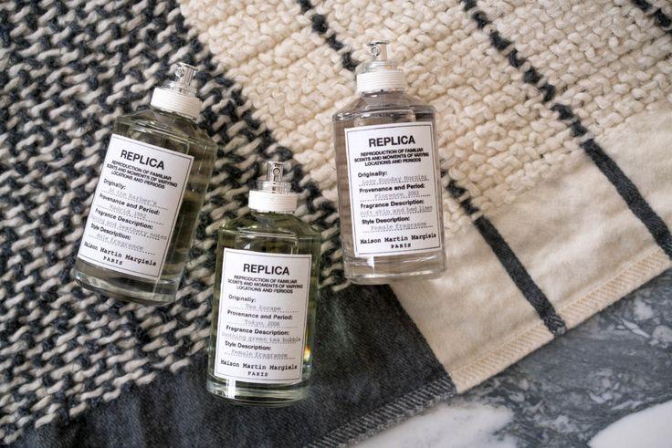 Maison Margiela Replica Fragrances - Estée Lalonde