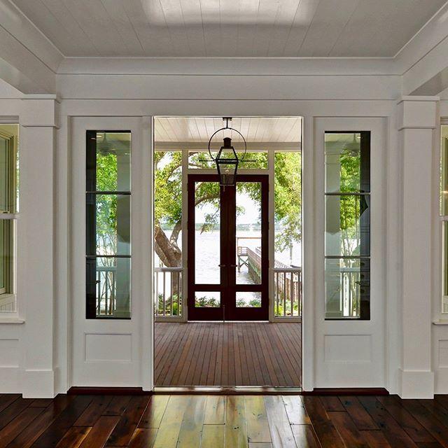 30 Gorgeous Farmhouse Front Porch Design Ideas Freshouz Com: Best 25+ Screened Front Porches Ideas On Pinterest