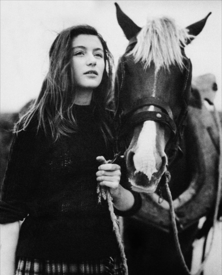 Little Scrapbook: Style of a kind, Anouk Aimee.