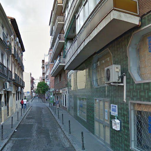 Calle de Almansa, 43. Camino a Nuevos Mínisterios desde lo de Abel